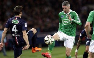 S'il reconnaît de nombreuses qualités à l'OL, Fabien Lemoine souhaiterait voir le PSG finir champion de France.