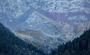 La vallée de Rioumajou, dans les Hautes-Pyrénées.