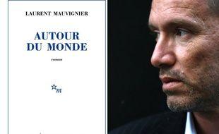 Laurent Mauvignier publie «Autour du monde», aux éditions de minuit.