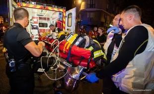 Un centenaire est décédé dans l'incendie d'une maison de retraite parisienne.