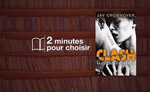 «Passion dévorante » par Jay Crownoverchez Harlequin(320 p., 15,60€).