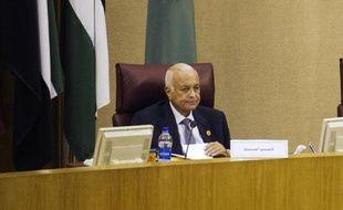 """Le chef de la Ligue arabe Nabil al-Arabi a dit dimanche soutenir le refus de l'Arabie saoudite de siéger au Conseil de sécurité de l'ONU, accusant l'institution de n'avoir """"jamais"""" assumé ses responsabilités vis-à-vis des pays arabes."""