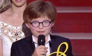 Marin Chapoutot, vainqueur de la saison 3 de «Prodiges».