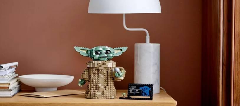 Un set Baby Yoda chez LEGO