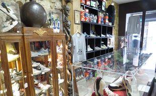 Le Sneakers Museum est un temple dédié à la basket sous toutes ses formes.