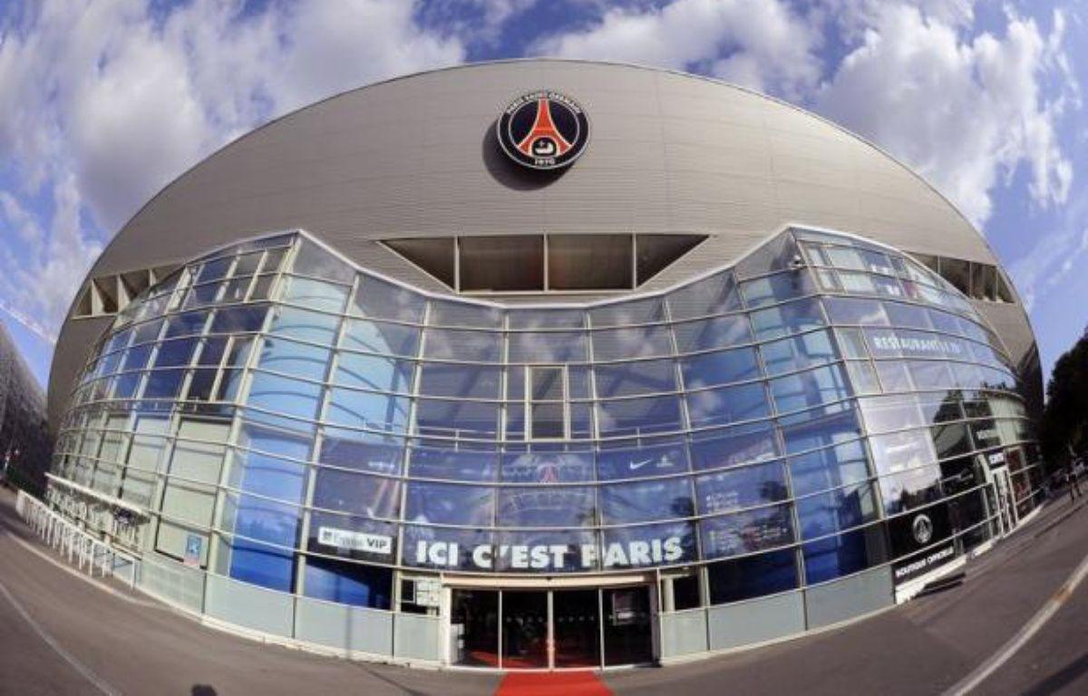 Un établissement bancaire qatari serait en négociations avancées avec le club autour d'un contrat de sponsoring au montant d'environ 100 millions d'euros par saison – Bertrand Guay afp.com