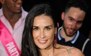 L'actrice Demi Moore