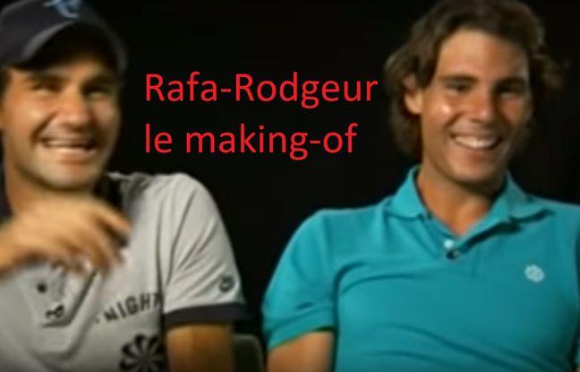 Roland-Garros: «On se marrait comme des imbéciles»... Ce que le fou rire en 2010 a changé (ou pas) entre Nadal et Federer