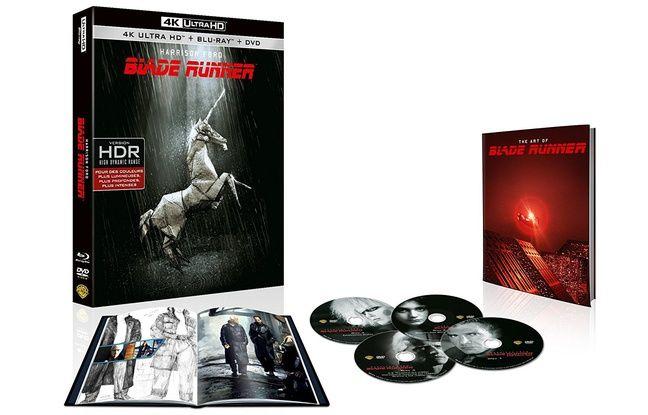 L'édition collector Blu-ray 4K de «Blade Runner» sortie fin septembre 2017