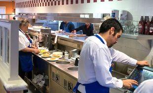 Aide Cuisinier Fast Food