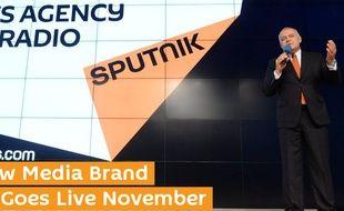 La Russie lance Sputnik, un média pour contrer «la propagande de l'Occident»