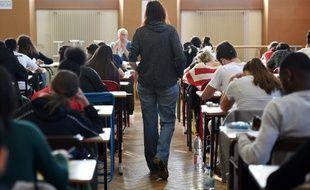 Au lycée Pasteur de Strasbourg le 18 juin 2019.