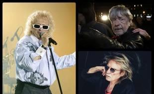 Michel Polnareff, Renaud et Christophe sortent chacun un nouvel album en avril 2016