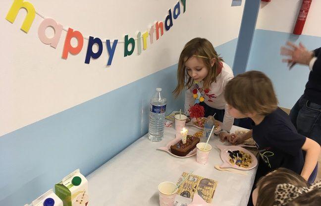 La mairie du 5e à Paris ouvre une salle tous les samedi de 14heures à 17heures, pour que les enfants du quartier puissent y fêter leurs anniversaires.