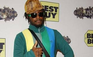 Will.i.am à Hollywood en octobre 2005.