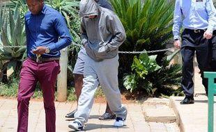 Oscar Pistorius est accusé du meutre de sa petite amie, le 14 février 2013.