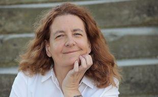 Emmanuelle Mignaton, victime de l'Androcur et lanceuse d'alerte.