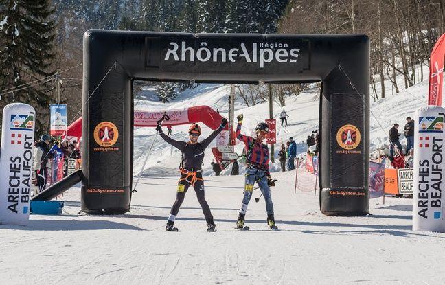 S'ils ont conclu l'étape du Grand-Mont derrière William Bon Mardion et Xavier Gachet, Kilian Jornet et Mathéo Jacquemoud ont conservé dix minutes d'avance au général.