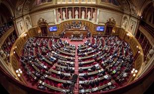 Illustration du Sénat.