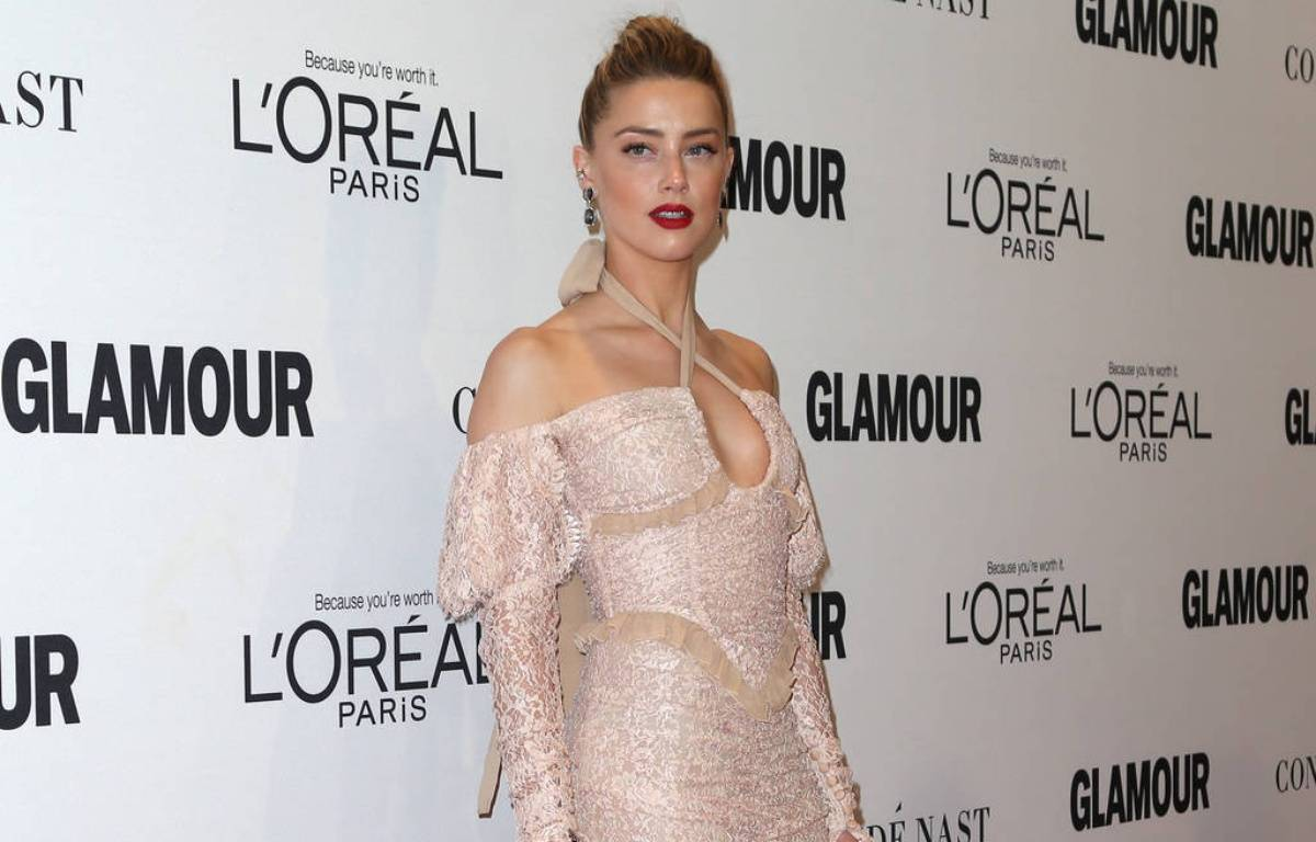 Amber Heard – FayesVision/WENN.com