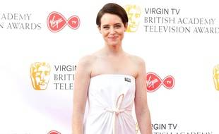 L'actrice Claire Foy