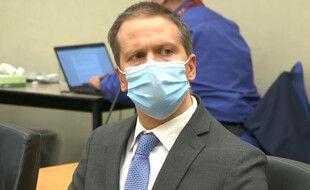 Derek Chauvin a été reconnu coupable de toutes les charges, notamment du «meurtre au 2nd degré» de George Floyd, le 20 avril 2021.