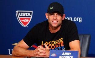 L'Américain Andy Roddick a surpris le monde du tennis en annonçant que l'US Open était son dernier tournoi, jeudi au jour même de ses 30 ans et au lendemain des adieux prématurés de la Belge Kim Clijsters.