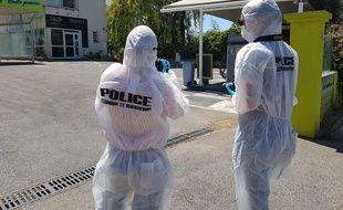 Les policiers scientifiques ont déposé un préavis de grève illimitée à compter du 25 décembre.