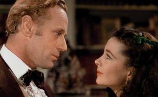Vivien Leigh et Leslie Howard dans « Autant en emporte le vent »