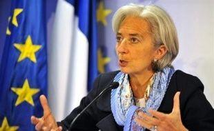 """""""Il y aura certainement une baisse, elle est attendue, elle correspond à une baisse du prix du pétrole et des matières énergétiques en général"""", a déclaré vendredi la ministre de l'Economie, Christine Lagarde, sur LCI."""