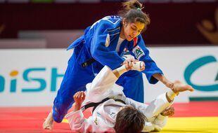 Shirine Boukli sera la première judoka en lice.
