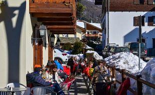 La Lombardie, région du nord de l'Italie, avait annoncé mercredi la réouverture à partir du 15 février de ses installations de ski alpin