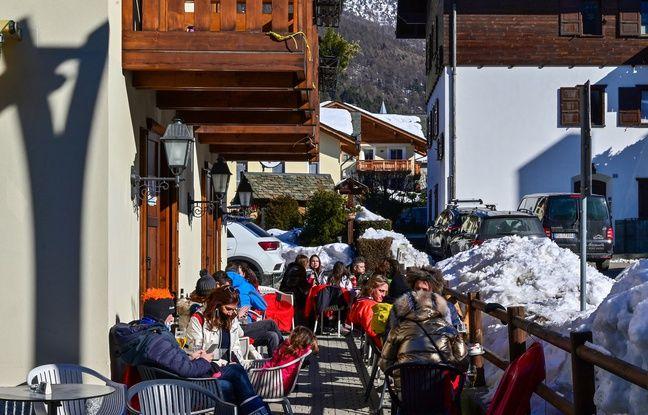 648x415 lombardie region nord italie annonce mercredi reouverture partir 15 fevrier installations ski alpin