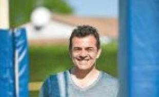 L'ancien Girondin Michel Pavon.