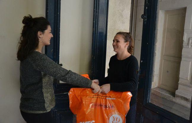 Un sac Yoyo rempli de sacs en plastique vous fera gagner des points en vue de glaner des réductions en tout genre.