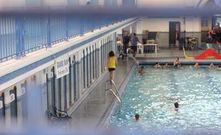 Illustration de la piscine Saint-Georges, à Rennes.