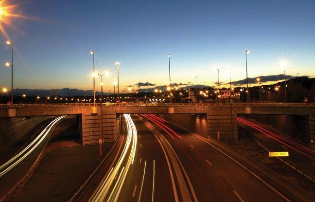 Lyon: Le périphérique passera à 70 kilomètres/heure à la fin du mois d'avril