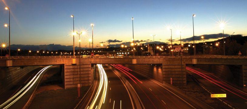 A la fin du mois d'avril, la vitesse passera à 70km/h sur le périphérique de Lyon.
