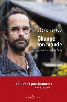 La couverture du livre de Cédric Herrou