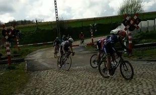 Les jeunes du Tour des Flandres, en avril 2015.