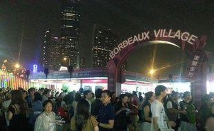 Le Hong-Kong wine dine festival