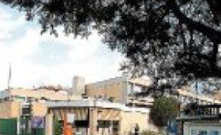 Le centre hospitalier Montperrin.