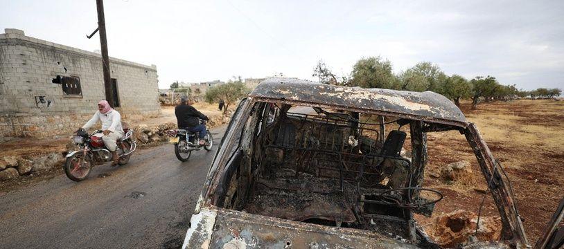 Les informations de cet homme ont aidé les Américains dans l'opération qui a abouti à la mort d'al-Baghdadi.