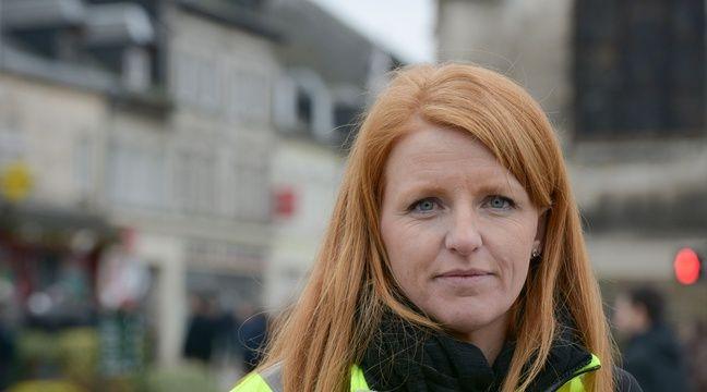 Insultée, la «gilet jaune» Ingrid Levavasseur ne «baissera pas les bras»