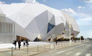 Le projet est signé Rudy Riciotti, l'architecte du Mucem à Marseille