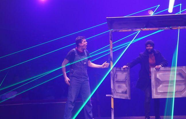 Le cirque Arlette Gruss à Bordeaux est présenté du 11 janvier au 11 février 2018.