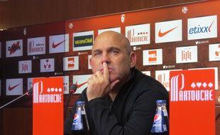 Frédéric Antonetti, le nouvel entraîneur du LOSC