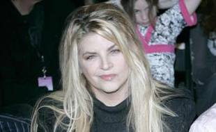 L'actrice Kirstie Alley assiste à la Whitley Kros Fashion Week le 9 mars 2008, à Culver City, en Californie.