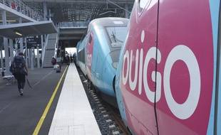 Pour la première fois, un enfant est né à bord d'un train Ouigo.