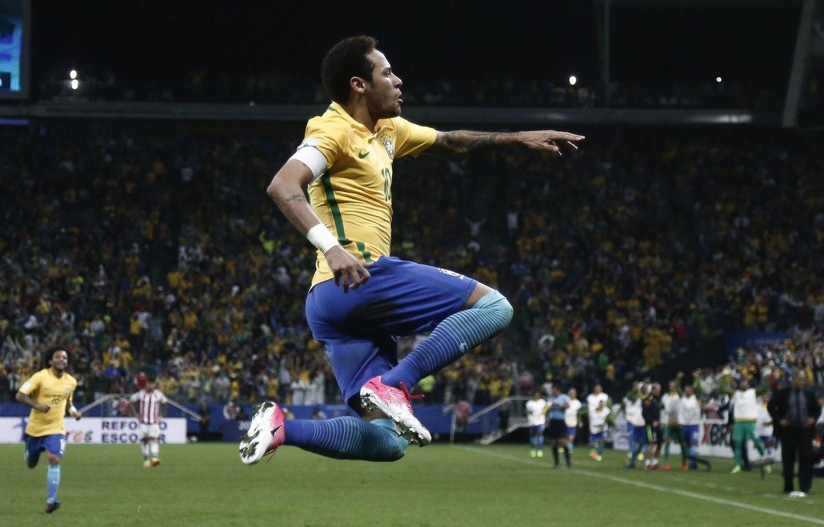 Neymar  – Miguel SCHINCARIOL / AFP